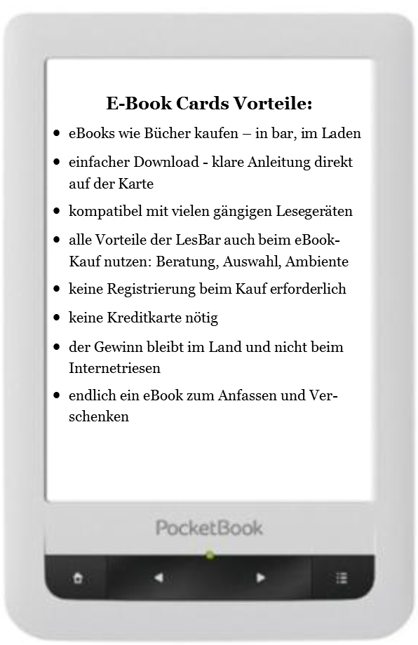 e books zum verschenken lesbar emskirchen. Black Bedroom Furniture Sets. Home Design Ideas