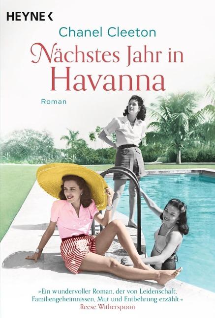 Chanel Cleeton: Nächstes Jahr in Havanna