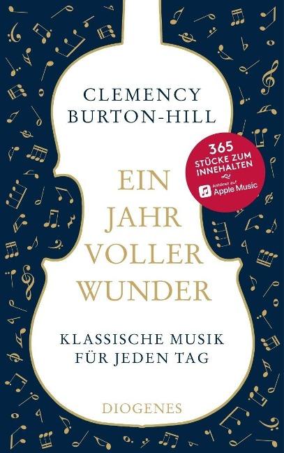 Clemency Burton-Hill: Ein Jahr voller Wunder