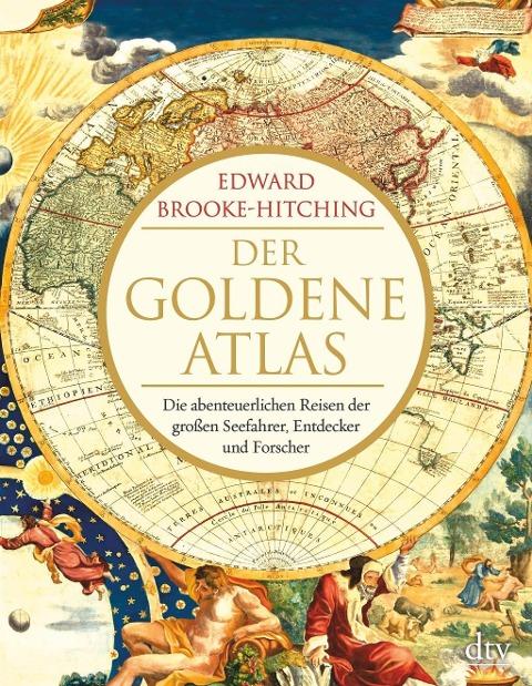 Edward Brooke-Hitching: Der goldene Atlas
